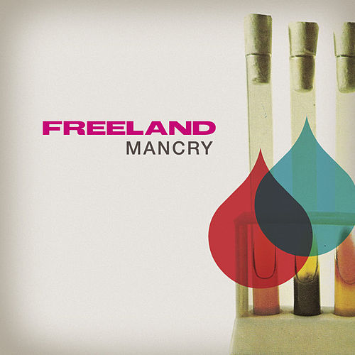 Mancry by Adam Freeland