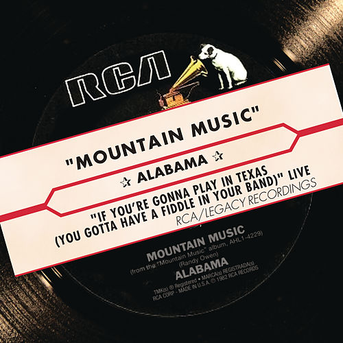 Mountain Music (Digital 45) by Alabama