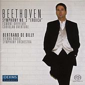 BEETHOVEN, L. van: Symphony No. 3 / Egmont / Overture to Collin's Coriolan (Vienna Radio Symphony, Billy) by Bertrand De Billy