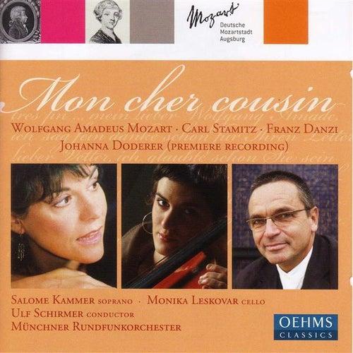 DODERER, J.: Mon cher cousin / STAMITZ, C.: Cello Concerto No. 1 / MOZART, W.A.: Divertimento,