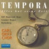 ORFF / GENZMER / REGER / BUCHENBERG / REGNER: Choral Works by Robert Blank
