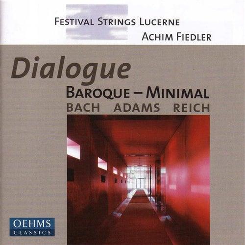 BACH, J.S.: Brandenburg Concertos Nos. 3 and 6  / ADAMS: Shaker Loops / REICH: Triple Quartet by Achim Fiedler