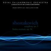 Shostakovich: Symphony No. 5, Festive Overture by Royal Philharmonic Orchestra