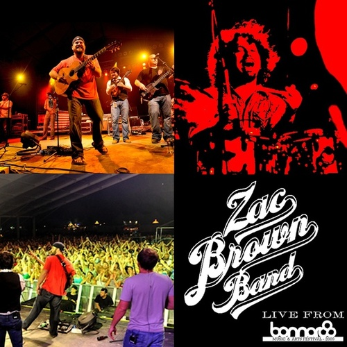 Live From Bonnaroo by Zac Brown Band