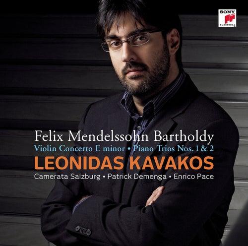 Mendelssohn-Bartholdy: Concerto for Violin & Orchestra op. 64/Piano Trio No. 1 & 2 by Leonidas Kavakos