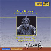 BRUCKNER, A.: Symphony No. 7 (Cologne Gurzenich Orchestra, Ahronovitch) by Yuri Ahronovitch