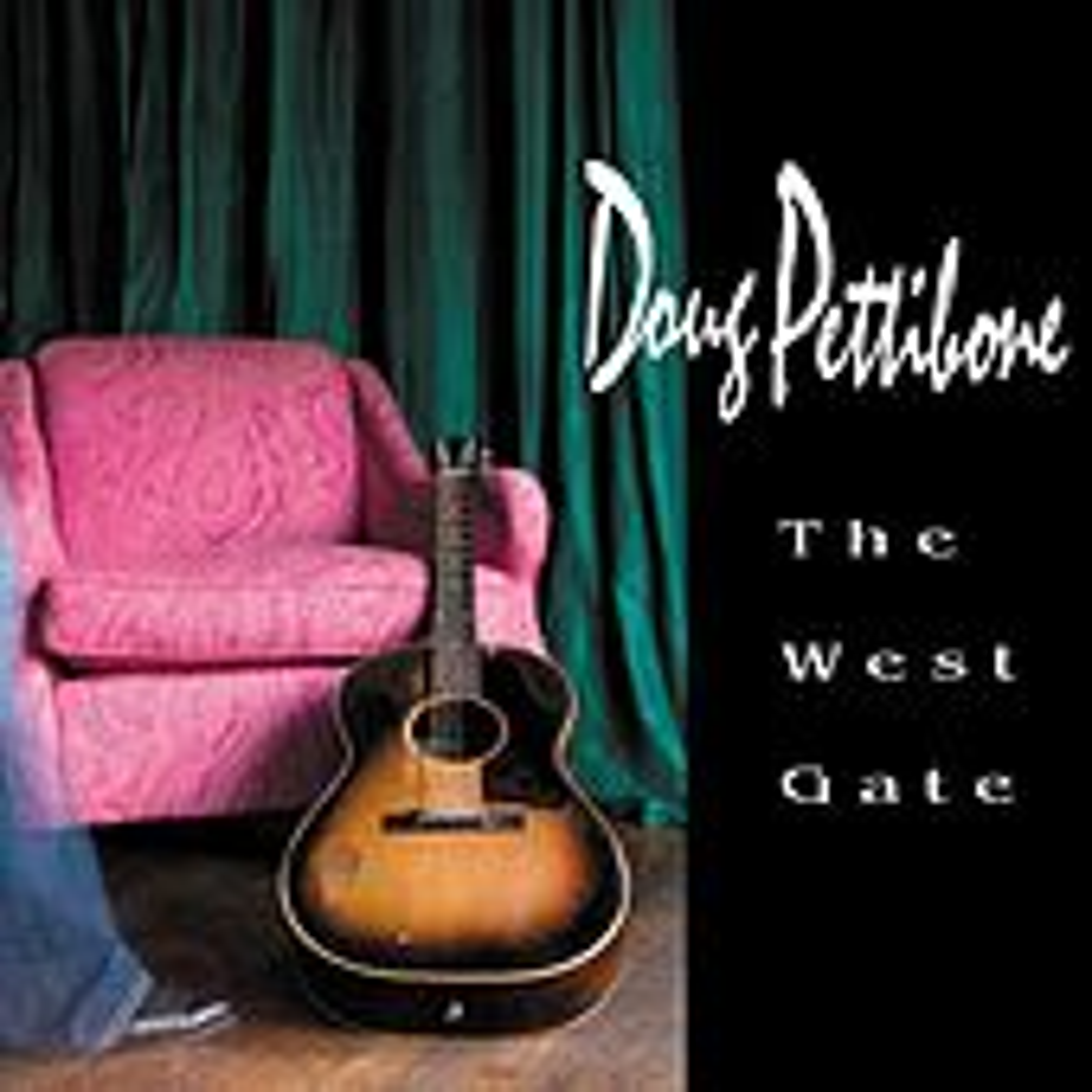 The West Gate by Doug Pettibone