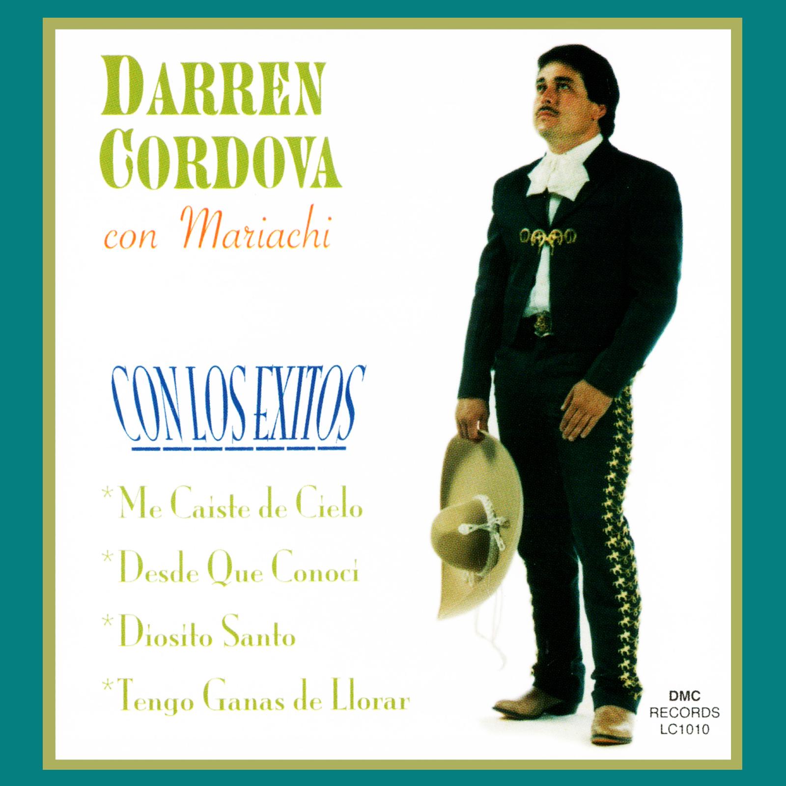 Con Mariachi by Darren Cordova Y Calor