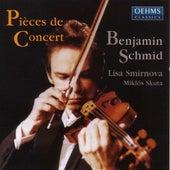 SCHMID, Benjamin: Concert Pieces by Benjamin Schmid