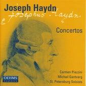 HAYDN: Violin Concerto in G major / Piano Concerto in D major / Concerto for Violin and Piano by Various Artists