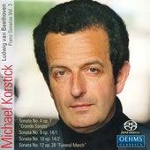 BEETHOVEN, L. van: Piano Sonatas Nos. 4, 9, 10, 12 (Korstick) (Beethoven Cycle, Vol. 3) by Michael Korstick