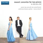 MOZART: Concertos for 2 Pianos by Anna Walachowski