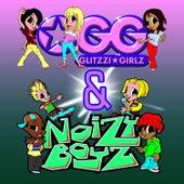 Glittzi Girlz & Noizy Boyz by Studio Artist