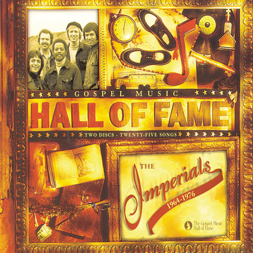 Hall Of Fame 1964-1976 by The Imperials
