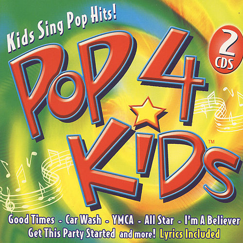 Pop 4 Kids (2 CD) by The Countdown Kids