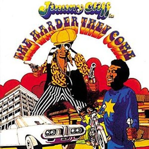 The Harder They Come by Various Artists