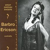 Great Swedish Singers - Barbro Ericson by Barbro Ericson