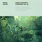 REGER, M.: Piano Concerto, Op. 114 / HAYDN, F.J.: Symphony No. 95 (Webersinke, Dresden Philharmonic, Herbig) by Gunther Herbig