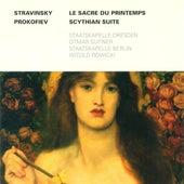 STRAVINSKY, I.: Rite of Spring (The) / PROKOFIEV, S.: Scythian Suite (Rowicki, Suitner) by Various Artists