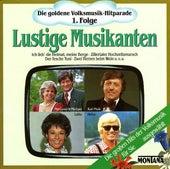 Die goldene Volksmusik-Hitparade 1. Folge Lustige Musikanten by Various Artists