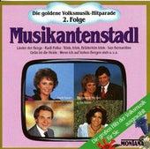 Die goldene Volksmusik-Hitparade 2. Folge Musikantenstadl by Various Artists