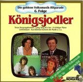 Die goldene Volksmusik-Hitparade 6. Folge Königsjodler by Various Artists