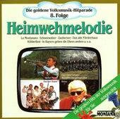 Die goldene Volksmusik-Hitparade 8. Folge Heimwehmelodie by Various Artists