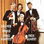 Sallinen & Sibelius: String Quartets by The Fresk Quartet