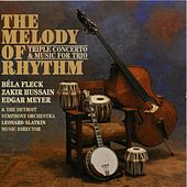 The Melody Of Rhythm by Bela Fleck