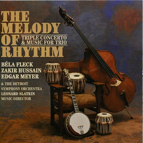 The Melody Of Rhythm von Bela Fleck