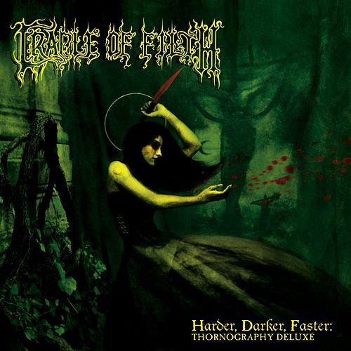 Thornography [Special Edition] by Cradle of Filth