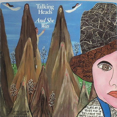 And She Was / And She Was [Dub] [Digital 45] by Talking Heads