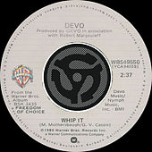 Whip It / Turn Around [Digital 45] by DEVO