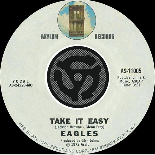 Take It Easy by Eagles