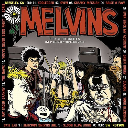 Pick Your Battles by Melvins