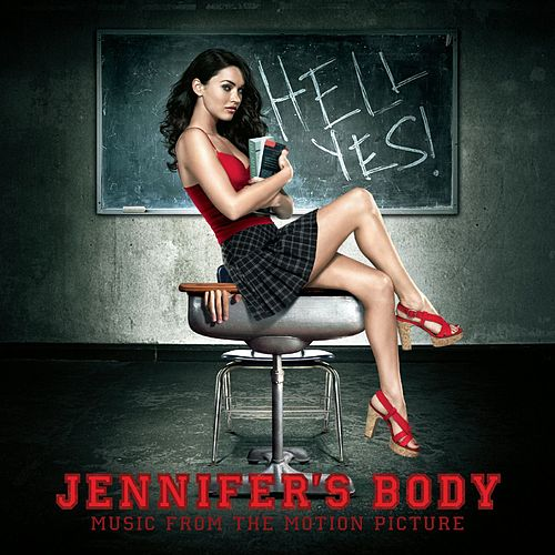 Jennifer's Body Music From The Original Motion Picture Soundtrack [Deluxe] by Various Artists