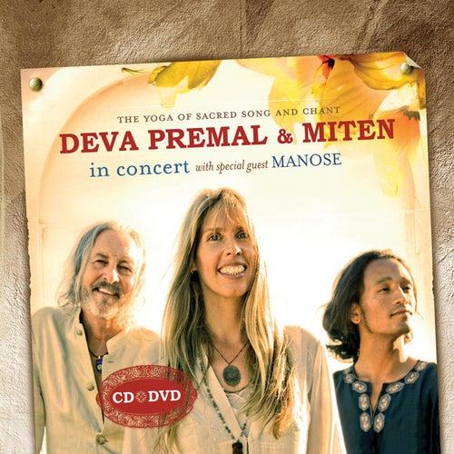 Deva Premal & Miten In Concert by Deva Premal & Miten