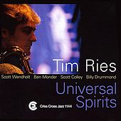 Universal Spirits by Tim Ries