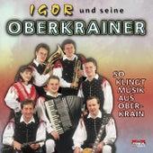 So klingt Musik aus Oberkrain by Igor Und Seine Oberkrainer