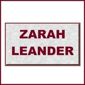 Zarah Leander by Zarah Leander