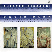 Music of Chester Biscardi and David Olan by Various Artists