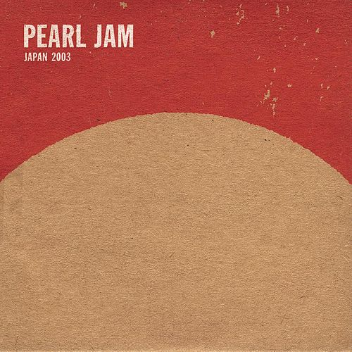 Feb 28 03 #11 Sendai by Pearl Jam