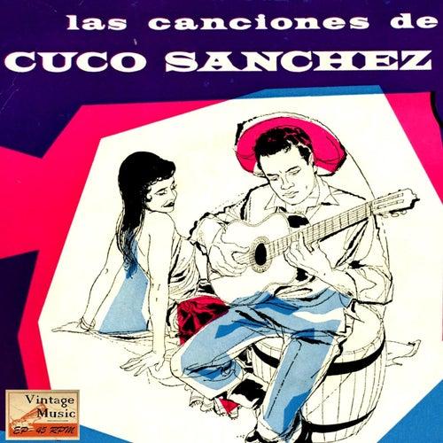 Vintage México Nº 74 - EPs Collectors 'Las Canciones De Cuco Sánchez' by Antonio Bribiesca