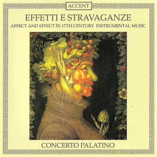 Chamber Music (17th Century) - PICCHI, G. / CORRADINI, N. / PICCININI, A. / MARINI, B. / TROILO, A. / FONTANA, G.B. (Concerto Palatino) by Concerto Palatino