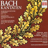 BACH, J.S.: Cantatas - BWV 26, 173, 173a (Rotzsch) von Various Artists