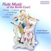 BENDA, F.: Flute Sonata in E minor / BACH, C.P.E.: Flute Sonata, Wq. 128, H. 555 / KIRNBERGER, J.P.: Flute Sonata in G major (Theuns, Demeyere) by Ewald Demeyere