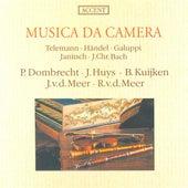 Chamber Music (18th Century) - TELEMANN, G.P. / HANDEL, G.F. / GALUPPI, B. / JANITSCH, J.G. / BACH, J.C. (Parnasus) by Parnasus