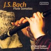 BACH, J.S.: Flute Sonatas, BWV 1030, 1032, 1033, 1034, 1035 (Kuijken, Demeyere) by Barthold Kuijken
