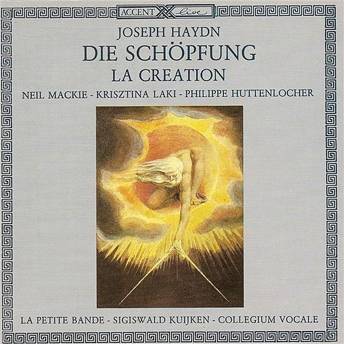 HAYDN, F.J.: Schopfung (Die) (The Creation) [Oratorio] by Philippe Huttenlocher