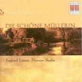 SCHUBERT, F.: Schone Mullerin (Die) (Lorenz, Shetler) by Siegfried Lorenz